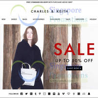 Read more about Charles & Keith End of Season Sale From 26 Dec 2015