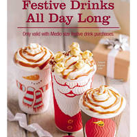 Read more about Costa Coffee 1-for-1 Festive Drinks (All-Day) From 1 Dec 2015