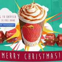 Read more about Costa Coffee Pull a Cracker & Get a FREE Treat 13 - 31 Dec 2015