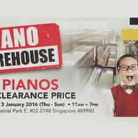 Read more about Cristofori Warehouse Sale @ Bedok 31 Dec 2015 - 3 Jan 2016