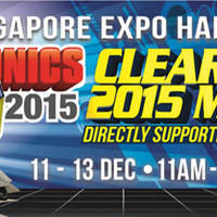 Read more about Electronics Expo @ Singapore Expo 11 - 13 Dec 2015