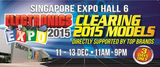 Electronics Expo Feat 8 Dec 2015