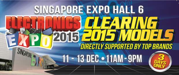 Electronics Expo Feat 8 Dec 2015