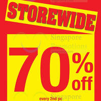 Read more about Giordano 70% Off 2nd Piece From 16 Dec 2015