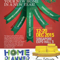 Read more about Home Planner Furniture & Renovation Expo @ Singapore Expo 12 - 20 Dec 2015