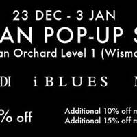 Read more about Marina Rinaldi, iBlues and Marella Sale @ Wisma Atria 23 Dec 2015 - 3 Jan 2016