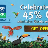 Read more about Jurong Bird Park 45% Off Admission Tickets 1-Day Promo 3 Jan 2016