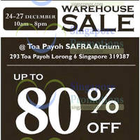 Read more about Kappa Sale @ Safra Toa Payoh 24 - 27 Dec 2015