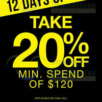 Read more about La Senza 30% Off Storewide 1-Day Promotion 18 Dec 2015