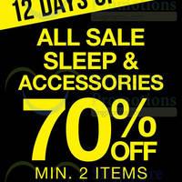 Read more about La Senza 70% Off Sleep & Accessories 1-Day Promo 22 Dec 2015