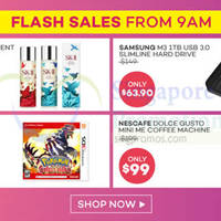 Read more about Lazada Monday Mania 15hr Special Offers 21 Dec 2015