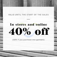 Read more about Mango Sale 40% Off Fall Winter Collection From 8 - 9 Dec 2015