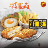 Read more about Manhattan Fish Market $16 for Two Fishy Chicky Bang Bang Promo 23 Dec 2015 - 28 Jan 2016