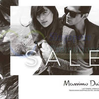 Read more about Massimo Dutti SALE From 10 Dec 2015