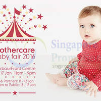 Read more about Mothercare Baby Fair 2015 @ HarbourFront Centre 11 - 17 Jan 2016