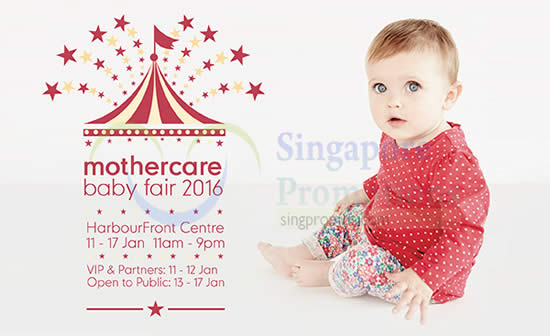 Mothercare Baby Fair 10 Dec 2015