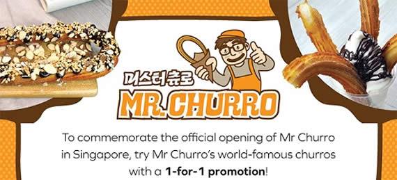 Mr Churros Feat 17 Dec 2015