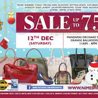 Read more about Nimeshop Branded Handbags Sale @ Mandarin Orchard 12 Dec 2015