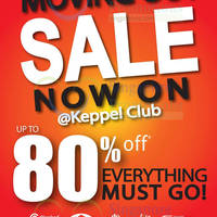 Read more about Pan-West Moving Out Sale @ Keppel Club From 10 Dec 2015 - 6 Feb 2016