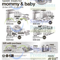 Read more about Philips Avent Baby Offers @ Metro 26 Dec 2015 - 17 Jan 2016