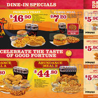 Read more about Popeyes Dine-in Discount Coupons 28 Dec 2015 - 21 Feb 2016