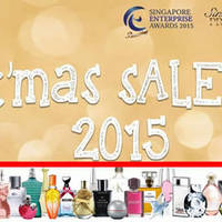 Read more about SD Perfume City Hall Perfume Sale @ Capitol Piazza 16 - 31 Dec 2015