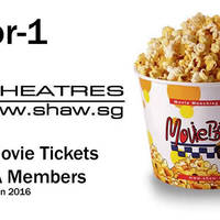 Read more about Shaw Theatres 1-for-1 Weekend Promotion For SAFRA Members 2 Jan - 26 Jun 2016