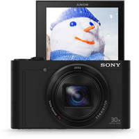 Read more about Sony 34% Off DSC-WX500 Digital Compact High Zoom Travel Camera 24hr Promo 28 - 29 Dec 2015