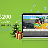 Read more about Starhub $49.90 1Gbps Plan Free $200 Voucher Promo 5 - 13 Dec 2015