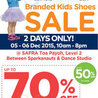 Read more about Stride Rite End-of-Year Clearance 5 - 6 Dec 2015