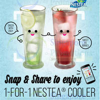 Read more about Swensen's 1-For-1 Nestea Cooler Coupon Promotion 6 - 31 Dec 2015
