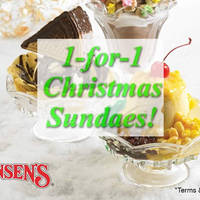Read more about Swensen's 1-for-1 Christmas Sundaes @ City Square Mall 6 - 31 Dec 2015