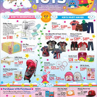 Read more about Takashimaya Precious Tots Baby Offers 11 - 30 Dec 2015