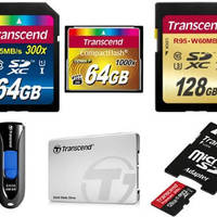 Read more about Transcend Up to 70% Off Memory Products 24hr Promo 30 - 31 Dec 2015