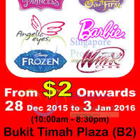 Read more about Umeko Kids Fashionwear Warehouse Sale @ Bukit Timah Plaza 28 Dec 2015 - 3 Jan 2016