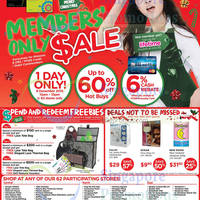 Read more about Watsons Up To 60% Off 1-Day Sale @ 62 Stores 9 Dec 2015