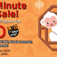 Read more about Air Asia Go fr $90/pax (3D2N Hotel, Flights + Taxes) Last Minute CNY Sale 25 - 31 Jan 2016