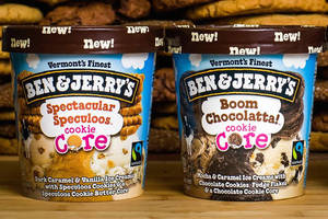Fairprice: Ben & Jerry's Core flavour pints are going at 2-for-$21.45 from 23 – 29 Mar 2017