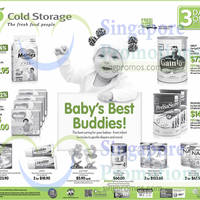 Read more about Cold Storage Baby Products Offers 1 - 3 Jan 2016