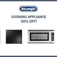 Read more about Delonghi Cooking Appliance Warehouse Sale 26 Jan - 5 Feb 2016
