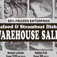 Read more about Ed's Frozen Enterprise Warehouse Sale (Seafood & Steamboat Dishes) 15 Jan - 15 Feb 2016