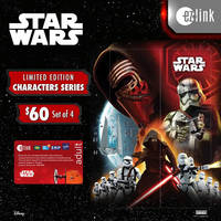 Read more about Ezlink New Star Wars Limited Edition Series Available From 8 Jan 2016