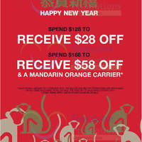 Read more about Gap Get $28 to $58 Off with min $128 Spend 15 Jan - 7 Feb 2016