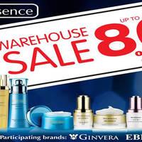 Read more about Bio-Essence, Ginvera & Ebene Warehouse Sale 7 - 11 Jan 2016
