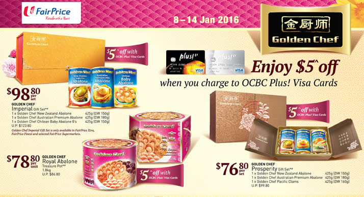 Golden Chef Feat 8 Jan 2016