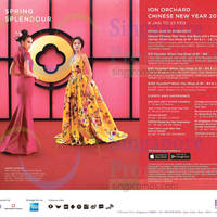 Read more about ION Orchard CNY Promotions & Activities 8 Jan - 22 Feb 2016