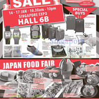 Read more about Isetan CNY Expo Sale With Japan Food Fair 14 - 17 Jan 2016