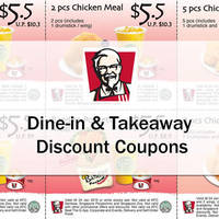 Read more about KFC Dine-in & Takeaway Discount Coupons 4 - 24 Jan 2016