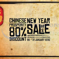 Read more about Key Power Chinese New Year Prosperity Sale 28 - 31 Jan 2016