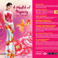 Read more about Marina Square A Wealth of Majesty Promotions & Activities 8 Jan - 7 Feb 2016